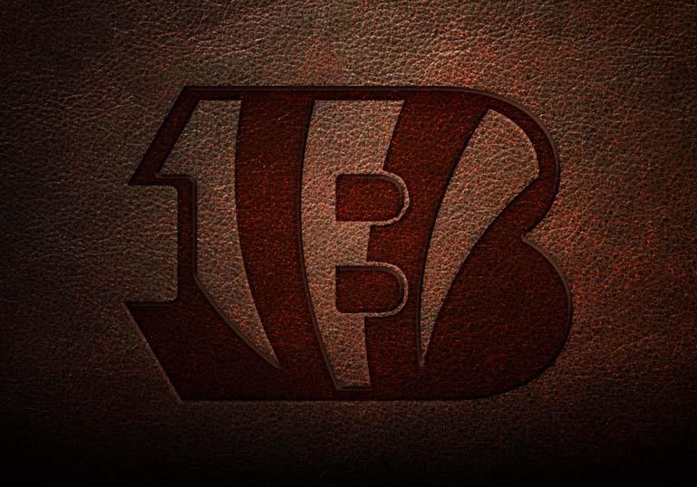 Cincinnati Bengals Leather