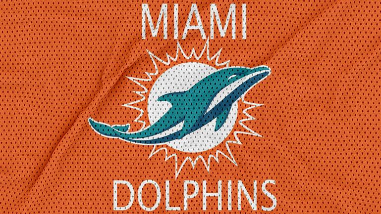 jersey miami dolphins mockup