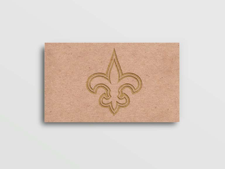 new orleans business card