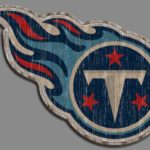 Tennessee Titans wood