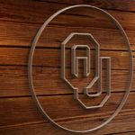 oklahoma sooners carpenter 3d text style effect