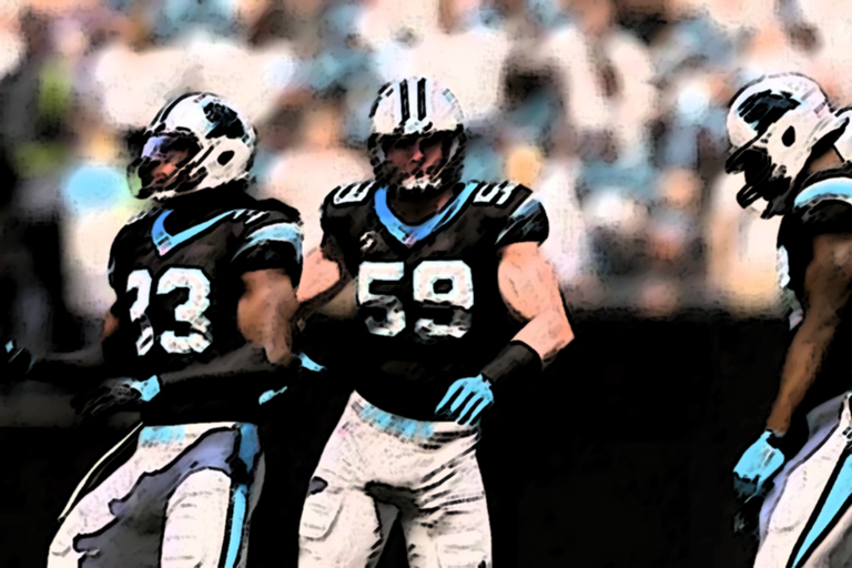 carolina panthers madden
