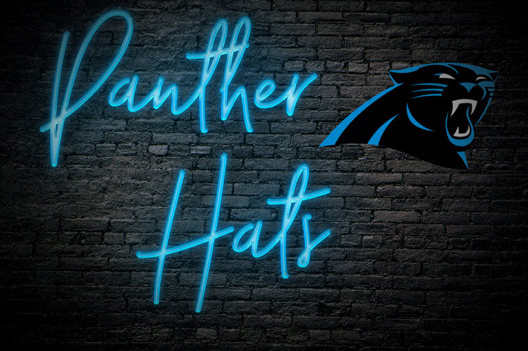 carolina panthers hats