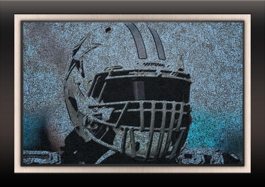framed Dallas Cowboys