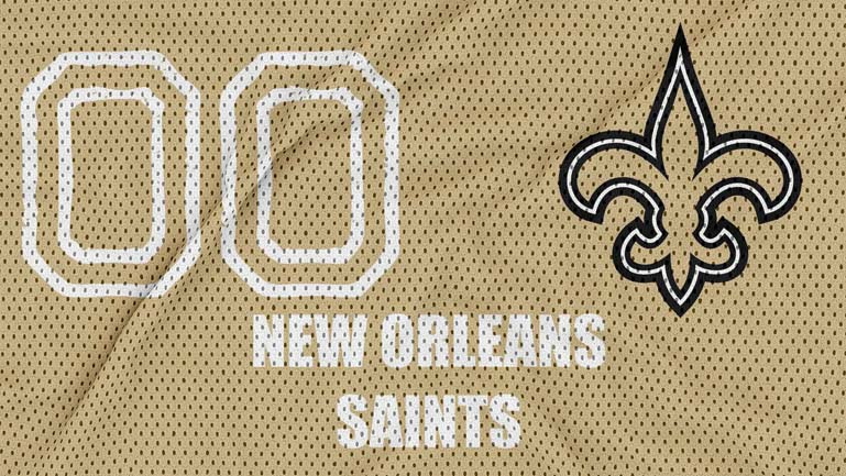 New Orleans Saints jersey texture logo new orleans saints